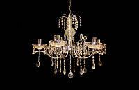 Люстра хрустальная  на шесть ламп LS8915-6