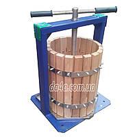 Пресс для винограда  20л | дуб