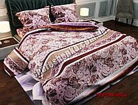 Двуспальный набор постельного белья 180*220 Полиэстер №009