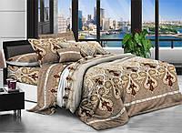 Двуспальный набор постельного белья 180*220 Полиэстер №010