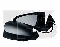 Зеркало правое электро с обогревом грунт 6pin с указателем поворота без подсветки Hyundai Elantra 2011-14
