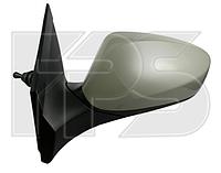 Зеркало левое механич без обогрева глянец  Hyundai Accent 2011-15