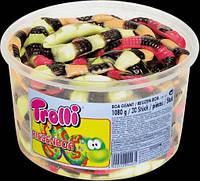 Желейные конфеты Trolli Анаконды  Германия 1 кг (30 удавов длиной по 25 см), фото 1