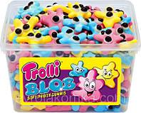 Желейные конфеты Trolli Кляксы Германия 1200г, фото 1