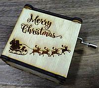 Музыкальная шарманка Jingle Bells