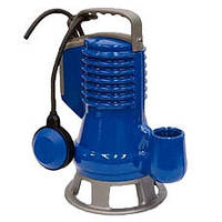 Zenit (Зенит) DR blue - Погружной дренажный насос с открытым многоканальным рабочим колесом