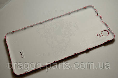 Задняя крышка  Nomi i5011 EVO M1 красная, оригинал, фото 2