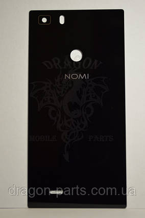 Задняя крышка  Nomi i5031 EVO X1 черная, оригинал, фото 2