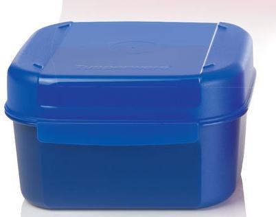 Ланч-бокс Кристальная емкость 450 мл Tupperware в синем цвете