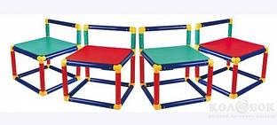 Набір меблів Gigo Набір з 4-х стільців
