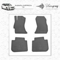 Коврики в салон для Subaru Impreza 2012-