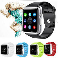 Смарт часы часофон A1 Smart watch sim + SD карта