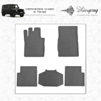 Резиновые коврики Mercedes Benz W463 G