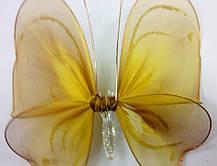 Декоративная Бабочка для штор радуга 2, фото 3