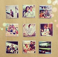 Фотомагниты - лучший подарок любимым людям (Цена за набор)