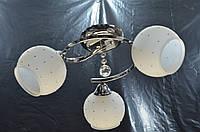 Люстра потолочная трехламповая  917-3, фото 1