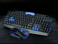 Игровая Клавиатура CityForm HK8100 + Мышка