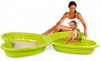 Детская песочница - бассейн Smoby
