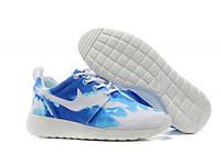 Кроссовки мужские Nike Roshe Run II blue sky edition, фото 1