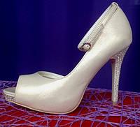 """Туфли свадебные """"Злата"""""""