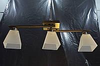 Люстра потолочная трехламповая  9211-3