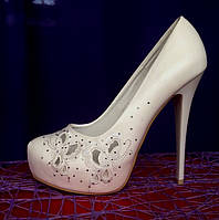 """Туфли свадебные """"Ришилье"""", фото 1"""