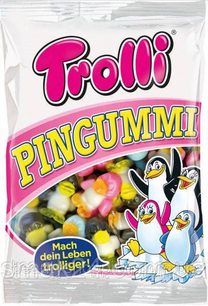 Желейні цукерки Trolli Пінгвіни Німеччина 200г