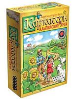 Настольная игра Каркассон. Альпийские Луга