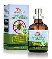 Натуральный спрей от укусов насекомых с органическими эфирными маслами