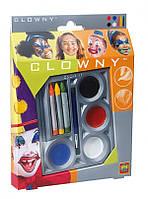 Набор красок и карандашей для грима Маскарад Ses Набор для грима - МАСКАРАД (краски, карандаши, кисточка)