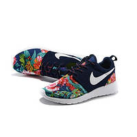 Кроссовки женские Nike Roshe run II Blue, фото 1