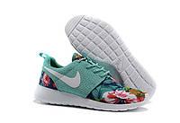 Кроссовки женские Nike Roshe run II Salad, фото 1