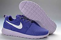 Кроссовки женские Nike Roshe run II Fiolet, фото 1