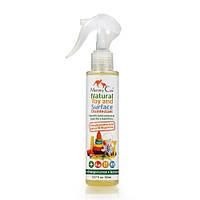 Натуральный спрей для дезинфекции игрушек и детской комнаты с цитрусом и мятой (150 мл)