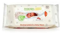 Влажные органические салфетки для младенцев с алоэ, лавандой и ромашкой 72 шт