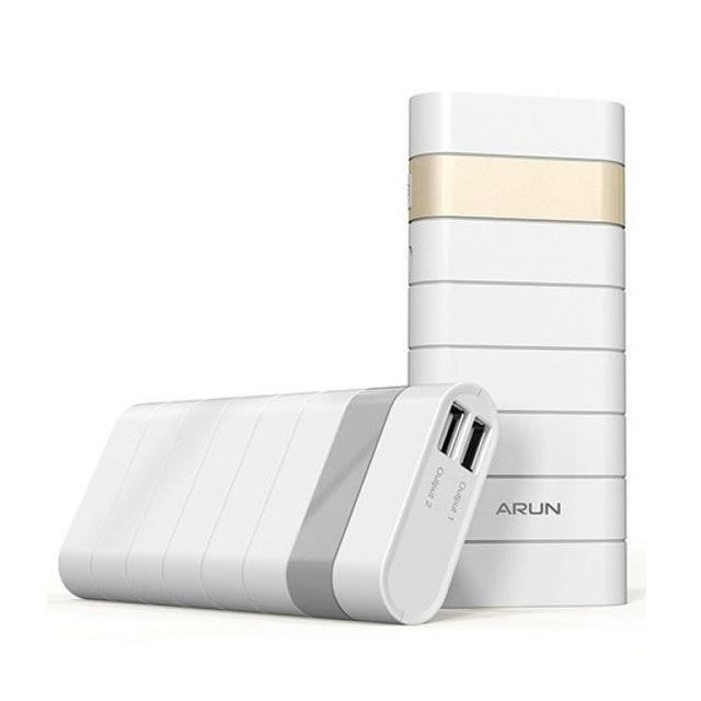 Power Bank Arun Y305 White на 15000 mAh оригинал