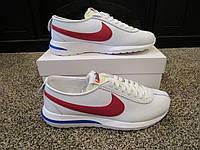 Кроссовки мужские Nike Ribbon белого цвета