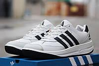 Кроссовки Adidas Oxford, белые, мужские