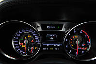 Speedometer cover Brabus (style) for Mercedes G-class