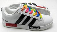 Женские кроссовки  Adidas SuperStarNMD белые с черным