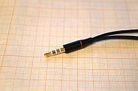 Переходник разветвитель 3,5 (4 pin) для ноутбуков (Динамики + Микрофон)
