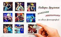 Магниты Instagram (набор) Фото-магниты на холодильник