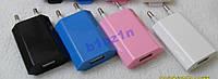 USB переходник-адаптер 220В Зарядное устройство