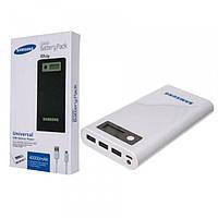 Power Bank Samsung RI-002A 40000mAh на 3 USB White