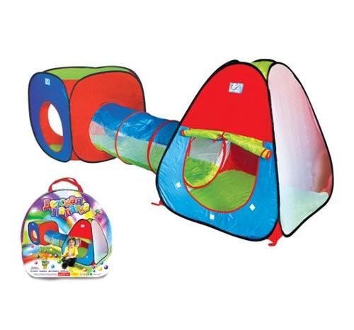 Дитячий ігровий намет з тунелем M 2958