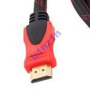 Кабель HDMI-HDMI 1,5м Усиленная обмотка!Акция, фото 3