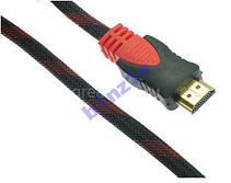 Кабель HDMI-HDMI 1,5м Усиленная обмотка!Акция, фото 2
