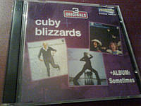 Cuby Blizzards Appleknockers Flophouse/Too Blind To See/Simple Man/Sometimes 2CD б/у
