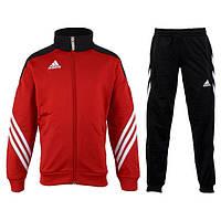 Детский спортивный костюм Аdidas Sereno 14 (красный), фото 1