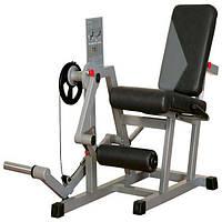 Тренажер для мышц бедра (разгибатель бедра) INTER ATLETIKA GYM BT218